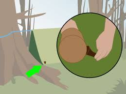 3 ways to build a tarp shelter wikihow