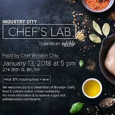 www edible industry city chef s lab featuring chef winston chiu edible east end