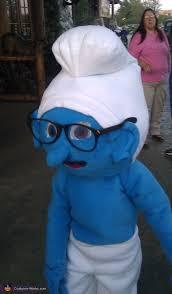 Smurf Halloween Costumes Brainy Smurf Costume Smurf Costume Costumes Halloween Costumes