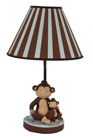 Kids Lighting Monkey Decor Monkey Lamp Monkey Light By All Kids Lamps
