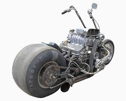 motorcycle with corvette engine ebay find the s most dangerous motorcycle dragzine