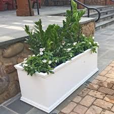 2 feet wide 4 ft long heavy duty commercial pvc planters