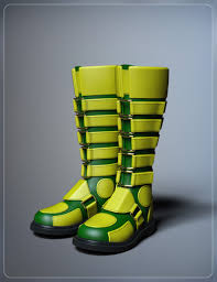 s boots boots for genesis 3 and 8 s 3d models and 3d