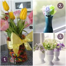 Easter Table Decorations Easy by Easter Centerpiece Inspirations For Cheerful Table Settings