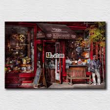 aliexpress location aliexpress com buy american location small shop oil painting
