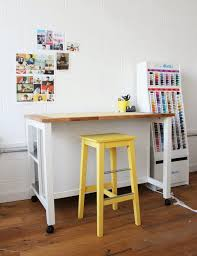 sewing cutting table ikea tilly and the buttons cutting table hack