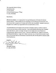 samples of resignation letters with notice 3 highly professional