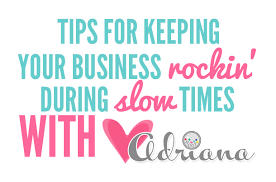 Origami Owl Sales Rep - tips on keeping your origami owl皰 business busy during times