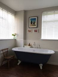 a new england style bathroom for becky web blinds