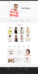best homepage design inspiration homepage ecommerce fashion responsive web design theme modern