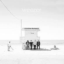 white photo album weezer 2016 album