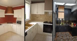 comment relooker une cuisine ancienne relooker une cuisine en bois idées décoration intérieure farik us