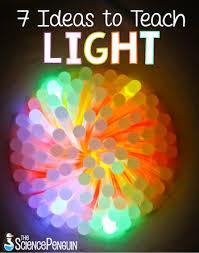 7 ideas to teach light u2014 the science penguin