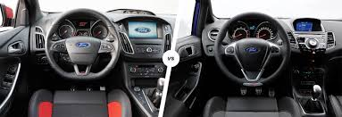 ford fiesta st vs focus st which is best carwow