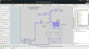 linux floor plan software librecad 2d install on linux ubuntu drawing for professionals