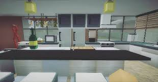Minecraft Kitchen Furniture Modern Kitchen Minecraft Inside Kitchen Design Minecraft Modern