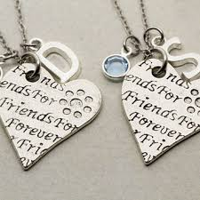 Best Personalized Gifts Best Customized Best Friend Necklaces Products On Wanelo