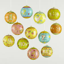 12 days of ornaments fab decorations