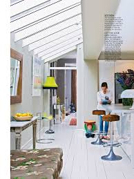 be inspired by this colourful and contemporary south london home