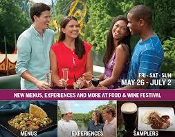 Busch Gardens Williamsburg Fall Fun Card - busch gardens food u0026 wine festival williamsburg va