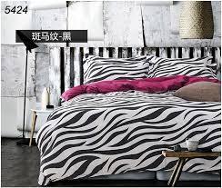 Zebra Bed Set Zebra Bedding Tweenteen Bedding Turquoise Zebra