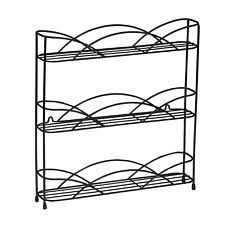 Spice Rack Storage Organizer Rubbermaid Spice Rack Ebay