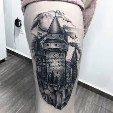 55 castle tattoo art designs nenuno creative