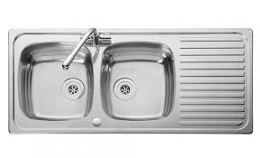 Leisure Linear LRDB  Bowl TH Stainless Steel Kitchen Sink - Kitchen bowl sink