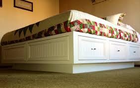 sleep number platform bed by drew rock n h woodshop