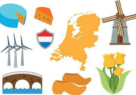 free netherlands map icons vector free vector download 385383
