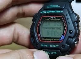 Jam Tangan Casio Dw 290 review casio dw 290 1v jam keren yang anti mahal indowatch co id