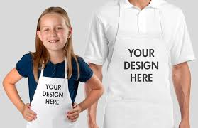 custom aprons personalized aprons
