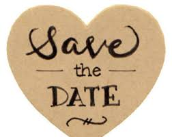 save the date stickers set of 20 1 5 handwritten save the date