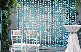 wedding backdrop ideas decorating papercrane wedding backdrops ideas 20