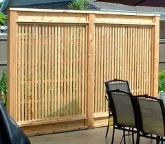 Backyard Privacy Screen by Best 25 Deck Privacy Screens Ideas Only On Pinterest Patio