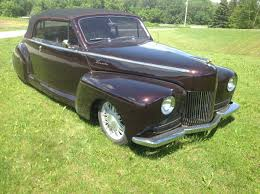 the one and only 1939 lincoln zephyr continental hemmings