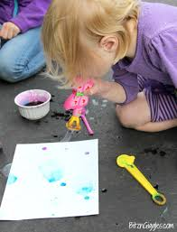 children u0027s craft bubble painting this kids u0027 art project is