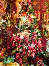 the gorgeous under the sea christmas tree in the front salon yelp