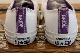 wedding shoes calgary emerald solitaire wedding ring wedding converse shoes purple