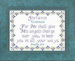Personalized Names 728 Best Name Blessings Personalized Names To Cross Stitch