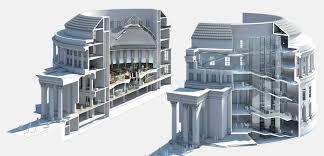 new architecture bim home design furniture decorating modern in