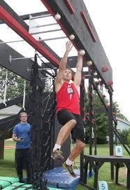 Backyard Ninja Warrior Course Aspiring American Ninja Warrior To Raise Money Morris Herald News