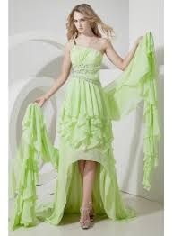pageant dresses for light green backless one shoulder pageant dresses for women 1st