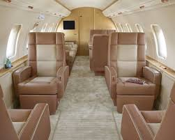 Airplane Interior Alberto Pinto Design Aircraft Completion
