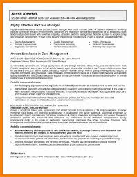 Nurse Manager Resume Objective 6 Registered Nurse Resume Objective Letter Signature