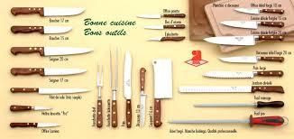 bonne marque de couteau de cuisine couteau de cuisine professionnel professionnel bloc 5 couteaux
