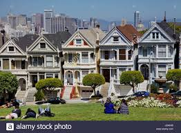 Victorian House San Francisco by Painted Ladies San Francisco Stock Photos U0026 Painted Ladies San