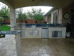 summer kitchen designs summer kitchen pit eclectic patio houston by
