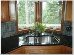 corner kitchen sink ideas corner kitchen sinks undermount remodel hunt