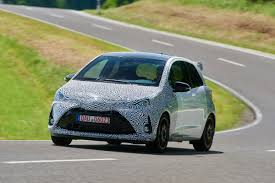 new toyota yaris grmn review auto express